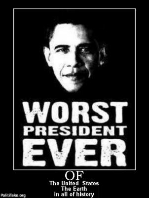 Obama worst president ever