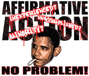 affirmative action erroneous begin