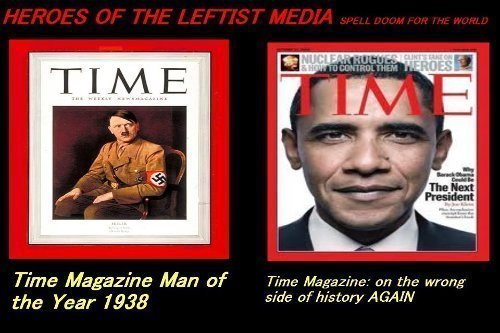 "TIME MAGAZINE'S ""MEN OF THE YEAR"""